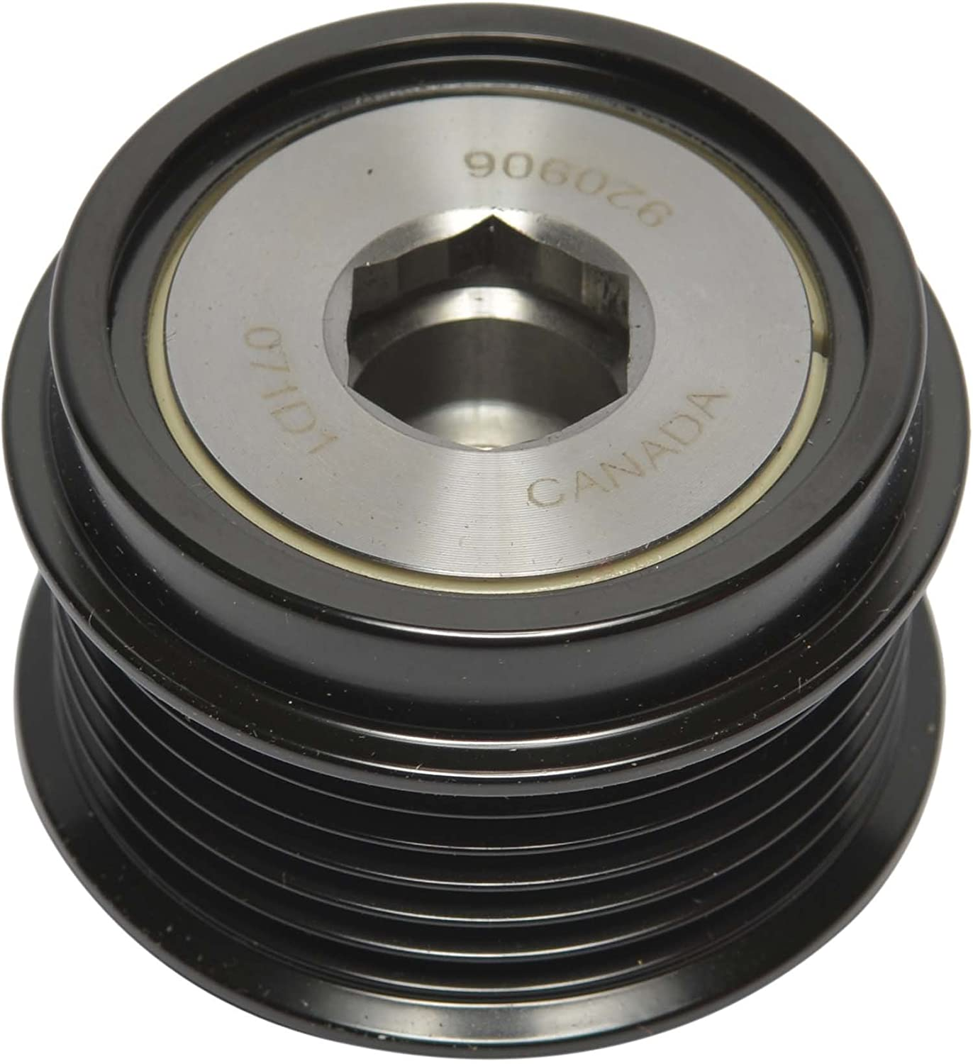 Continental Elite 49931 Overrunning Alternator Decoupler Pulley Continental ContiTech