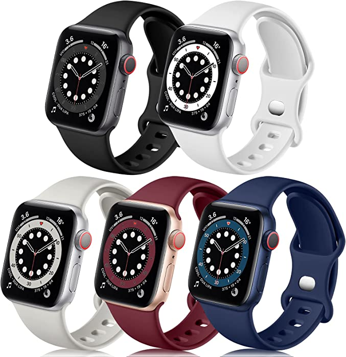 Top 10 Apple 4 Watch Sports Bands For Men