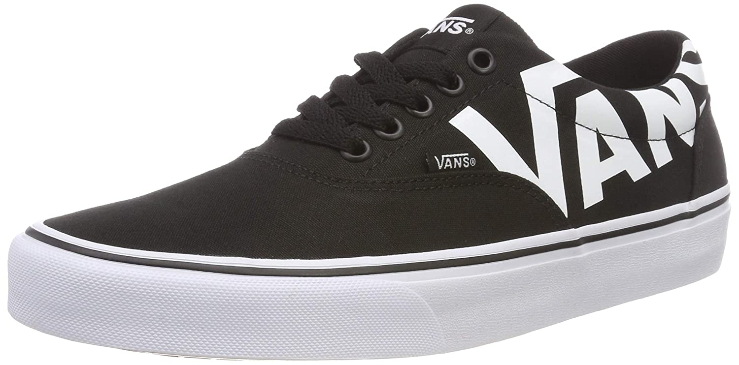 ea997ba19fa70d Vans Men s s Doheny Big Logo Low-Top Sneakers  Amazon.co.uk  Shoes   Bags