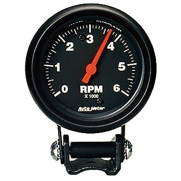 amazon com auto meter 2891 performance tachometer automotive auto meter 2891 performance tachometer