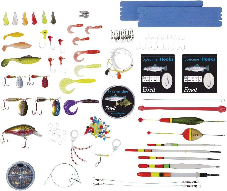 Fishing Line set Crivit for Cod and Mackerel