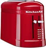 KitchenAid KMT3115QHSD 100 Year Limited Edition Queen of Hearts Toaster, 2-Slice, Passion Red