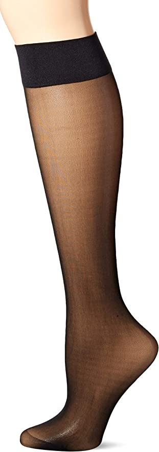 XL NEW L 15 Denier Tights Everyday 3 Pair Pack By Joanna Grey Size M