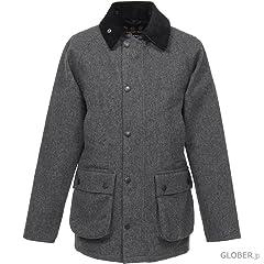 Bedale SL Bonded Wool MWO0204: Grey
