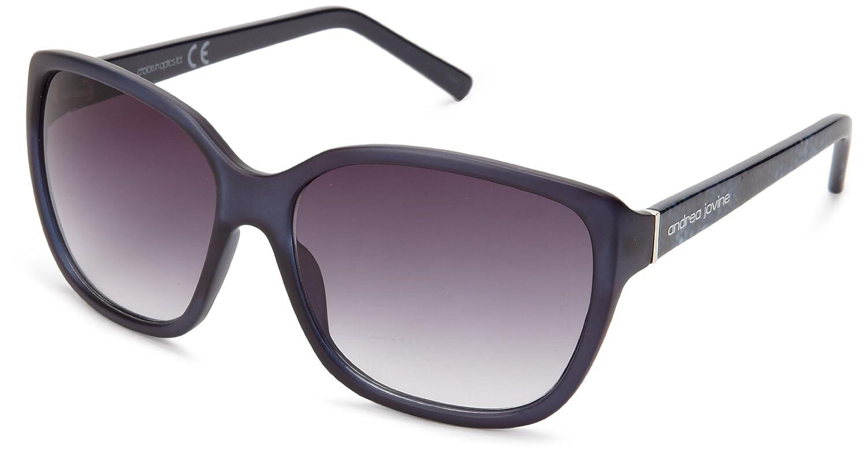 Andrea Jovine A8018 Polarized Rectangle Sunglasses