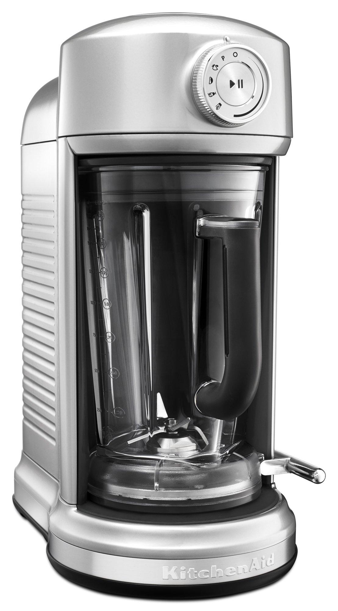 KitchenAid KSB5010SR Torrent Magnetic Drive Blender, Sugar Pearl