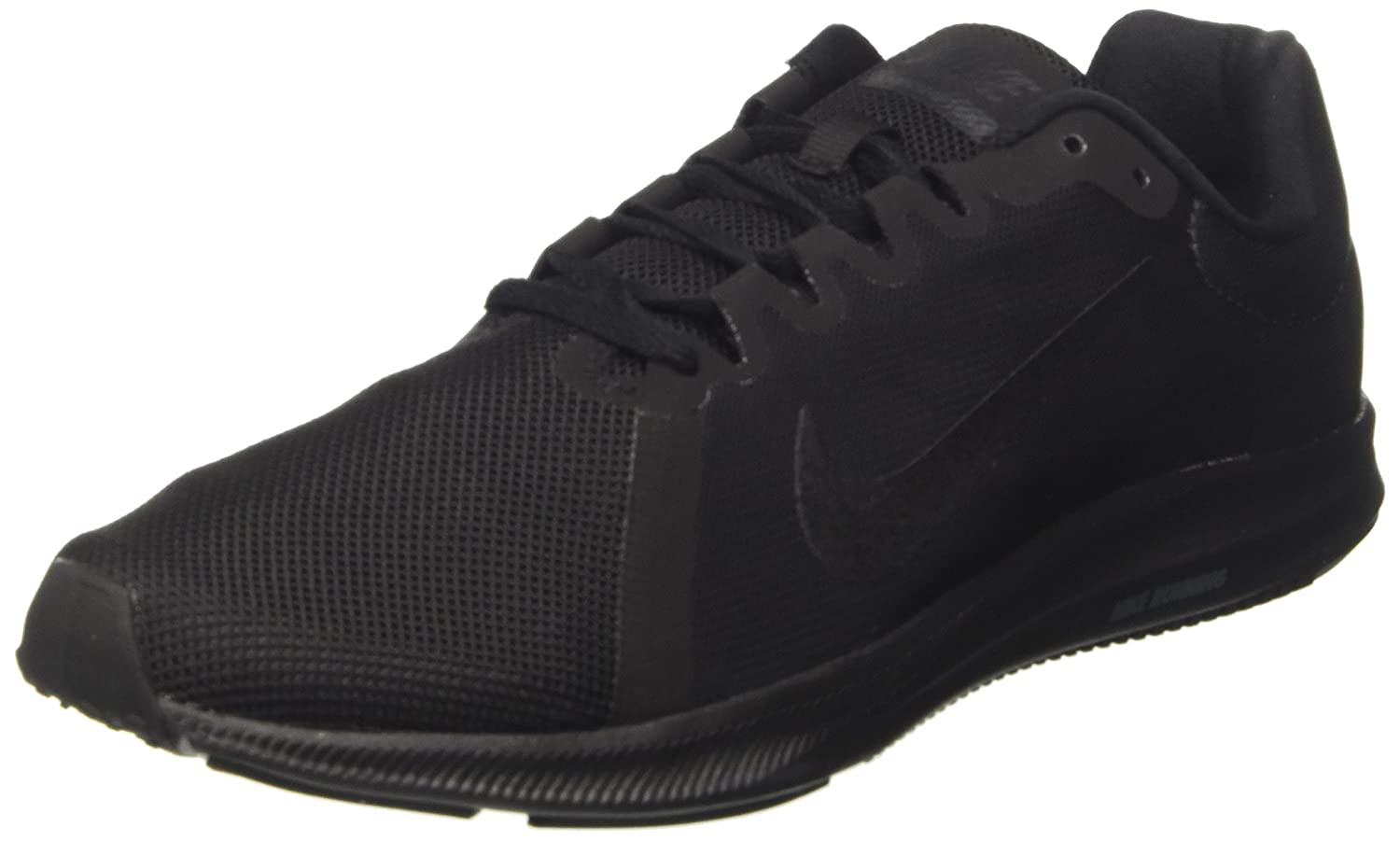 Nike Downshifter Homme 8, Chaussures de Running Homme Downshifter 46 EU|Noir (Noir/Noir 002) b61bb2