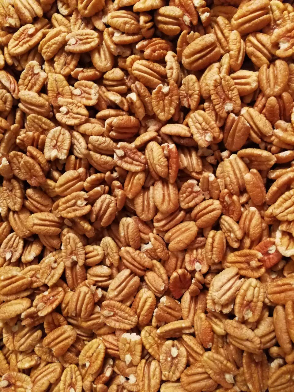 Texas Shelled Pecan Halves - 1 Pound by Generic