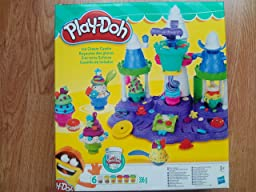 Play-Doh - Castillo de helados (Hasbro B5523EU4): Amazon