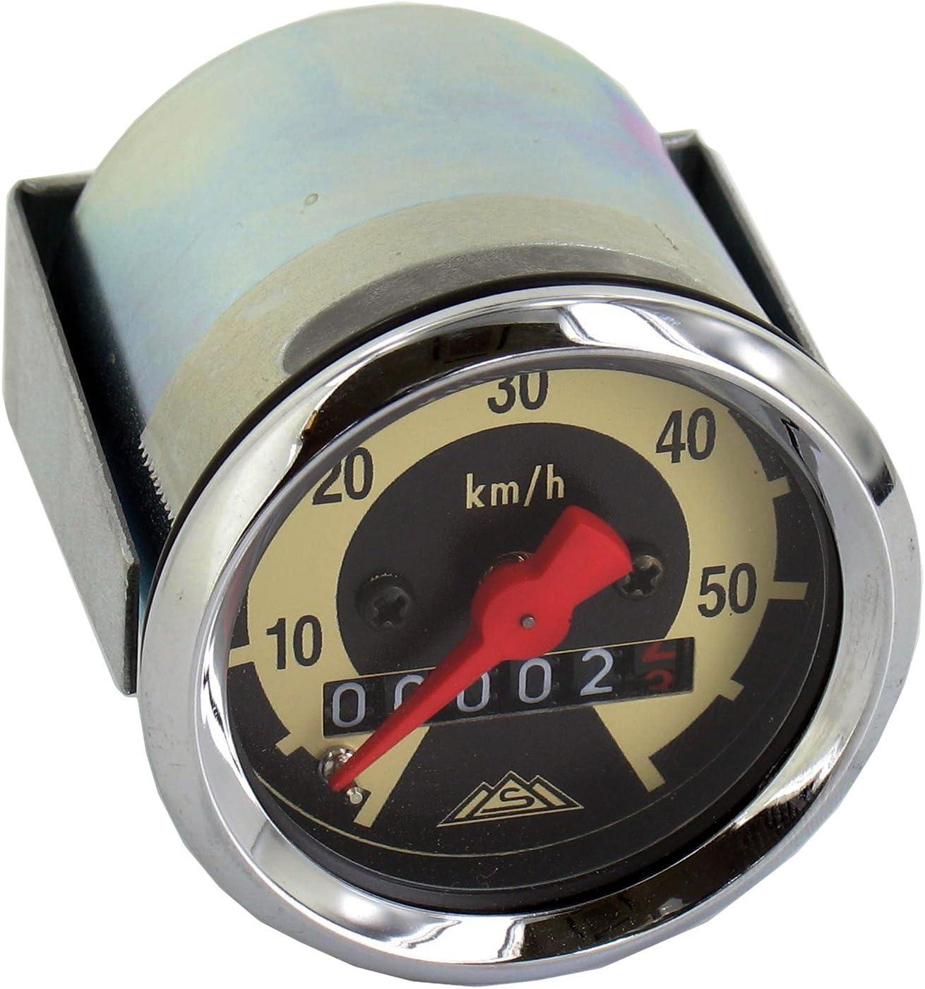 SR4-1 KR50 /Ø48mm MMB Tachometer SR2E 60-km//h-Version