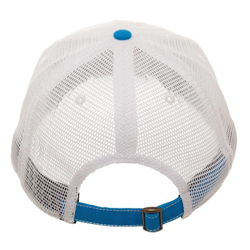 8a518c0ed680c0 Amazon.com  Space Jam Hat w Mesh Back - Adjustable Hat w Space Jam Logo  Gift for Men White  Clothing