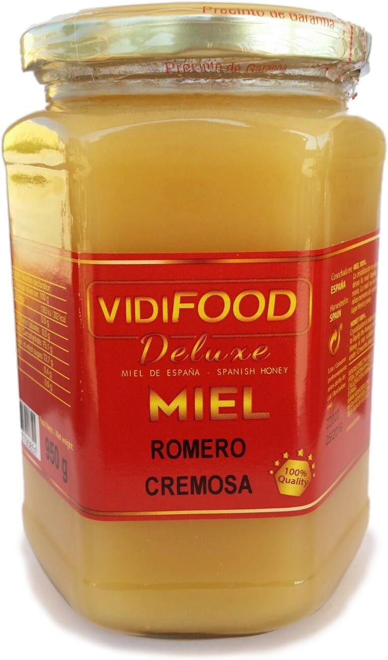 Miel de Romero Crema - 950g - Producida en España: Amazon.es: Electrónica