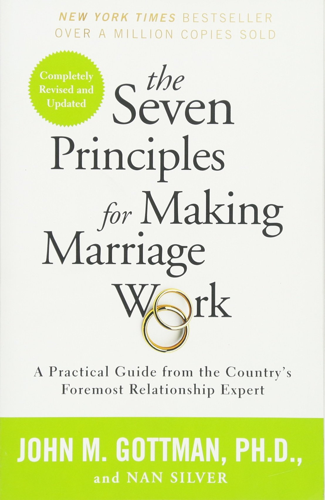 Seven Principles Making Marriage Work product image