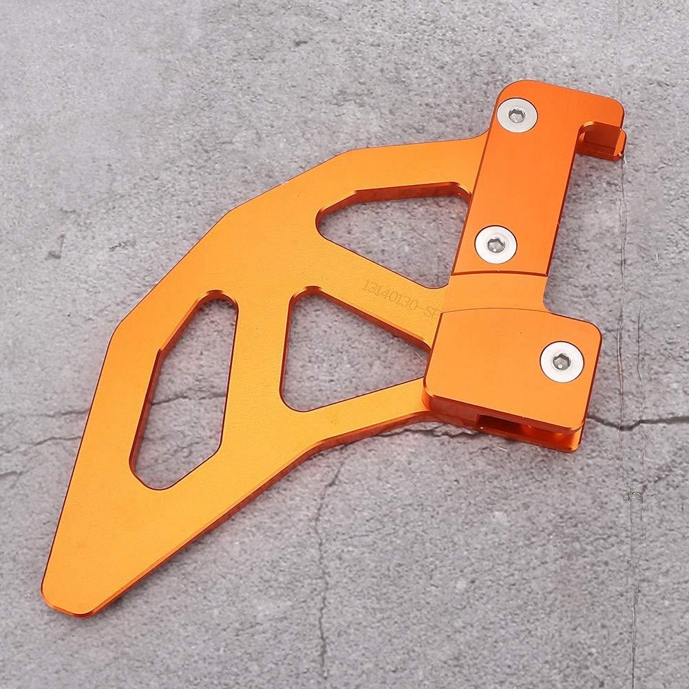 Disco de freno Protector de disco de freno trasero de motocicleta naranja Ajuste para KTM SX EXC XC XCW SXF XCF
