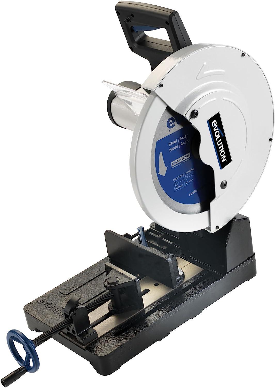 Evolution Power Tools EVOSAW380 15-Inch Steel Cutting Chop Saw