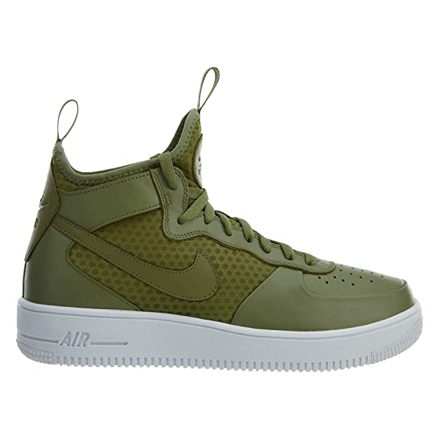 competitive price 7aa7b 0d5ad Nike Men s Air Force 1 Ultraforce Mid, Jazz   Modern Homme  Amazon.fr   Chaussures et Sacs