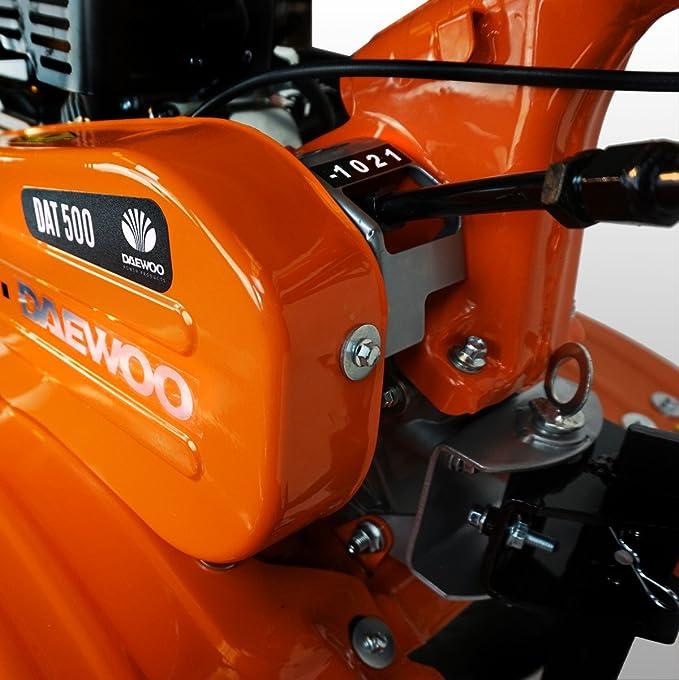Motoazada gasolina Engine 7cv plus con kit agrícola: Amazon ...