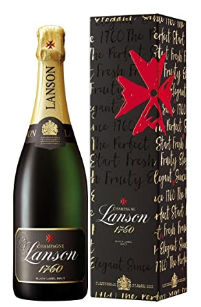 Lanson Black Label Brut (1 x 0.75 ...