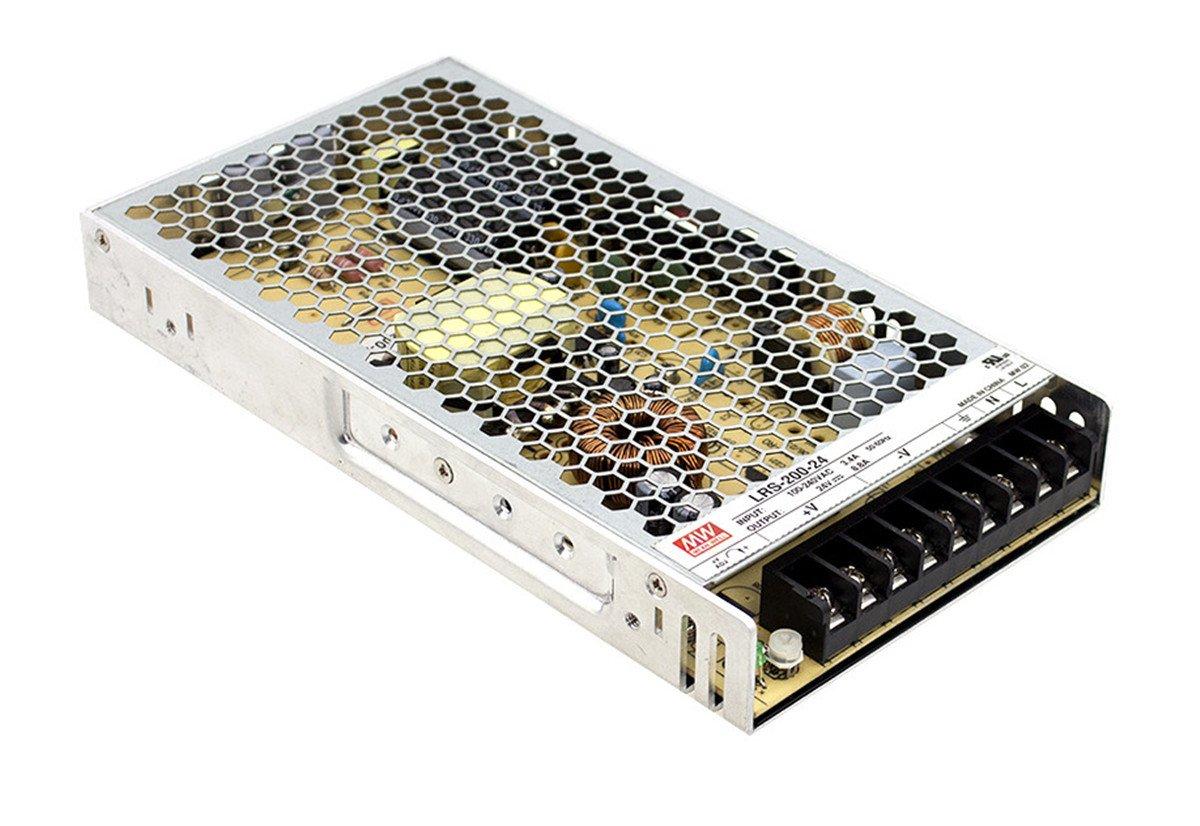 Single Output Switchable Power Supply 211W 48V 4400mA