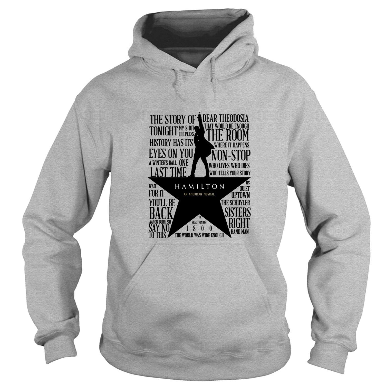 The Lewis Hamilton Band Hamilton An American Musical Shirts