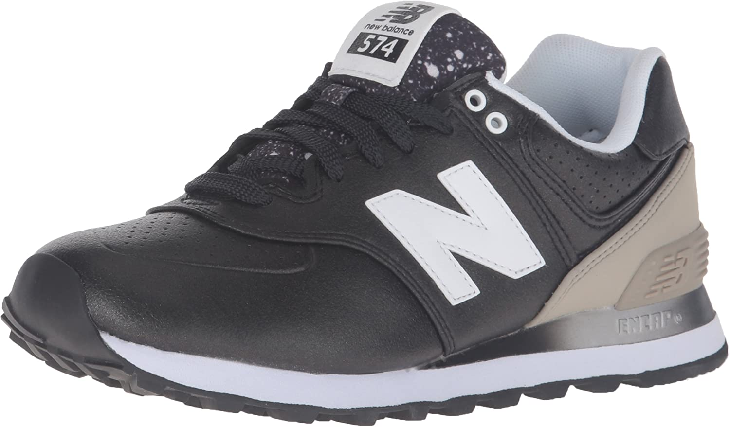 New Balance Women's WL574 CORE PLUS-W Lifestyle Sneaker