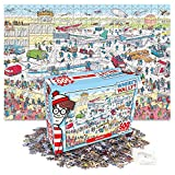 500Piece Jigsaw Puzzle Where's Wally (Waldo) Airport Hobby Home Decoration DIY