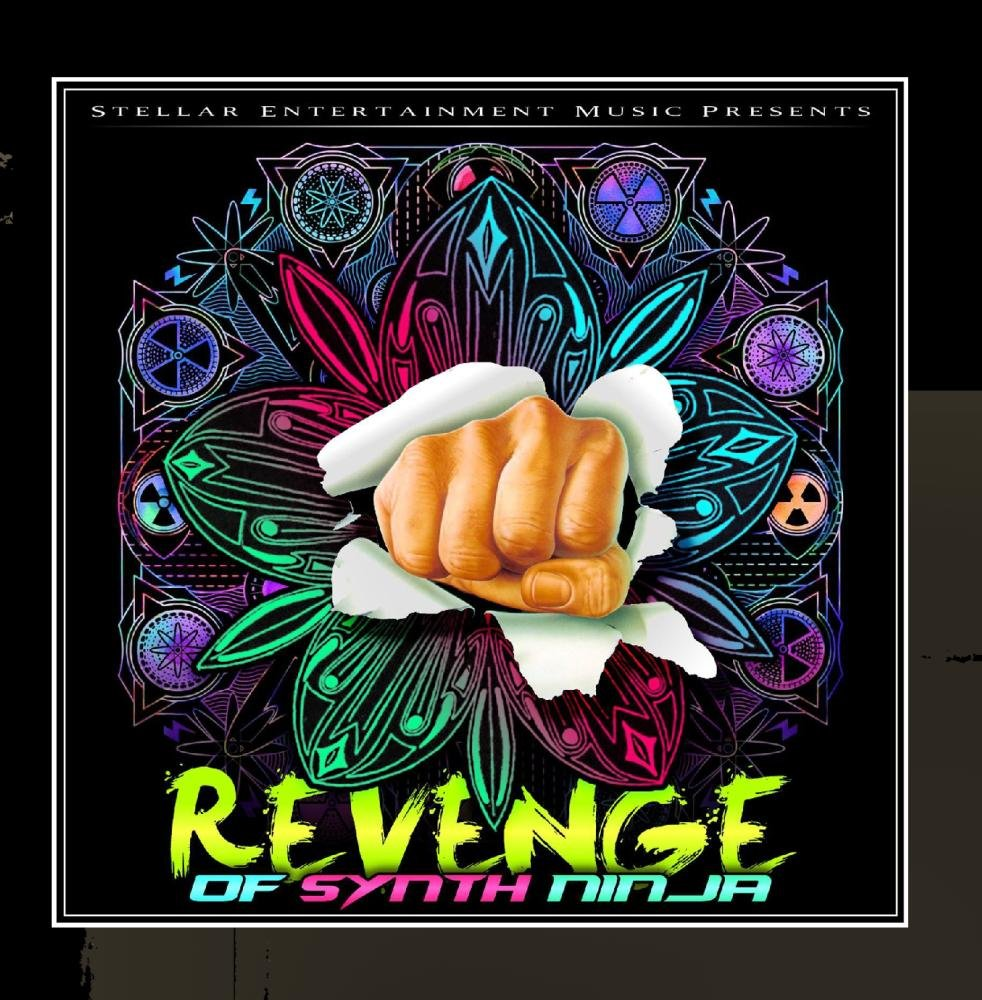 Synth Ninja - Revenge of Synth Ninja - Amazon.com Music