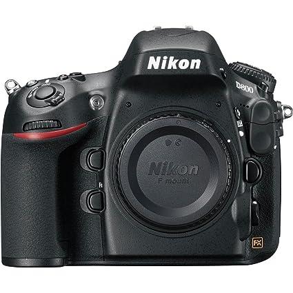Nikon D800 D-SLR Camera Linux