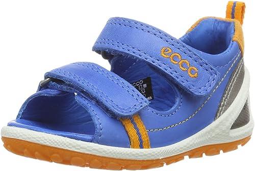 ECCO Biom Lite Infant Boys Sandals Blue