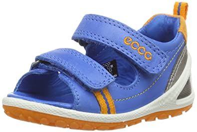f9bc59c72a ECCO Biom Lite Infant Boys Sandals Blue Blau (DYNASTY/SPICE 58296) Size: