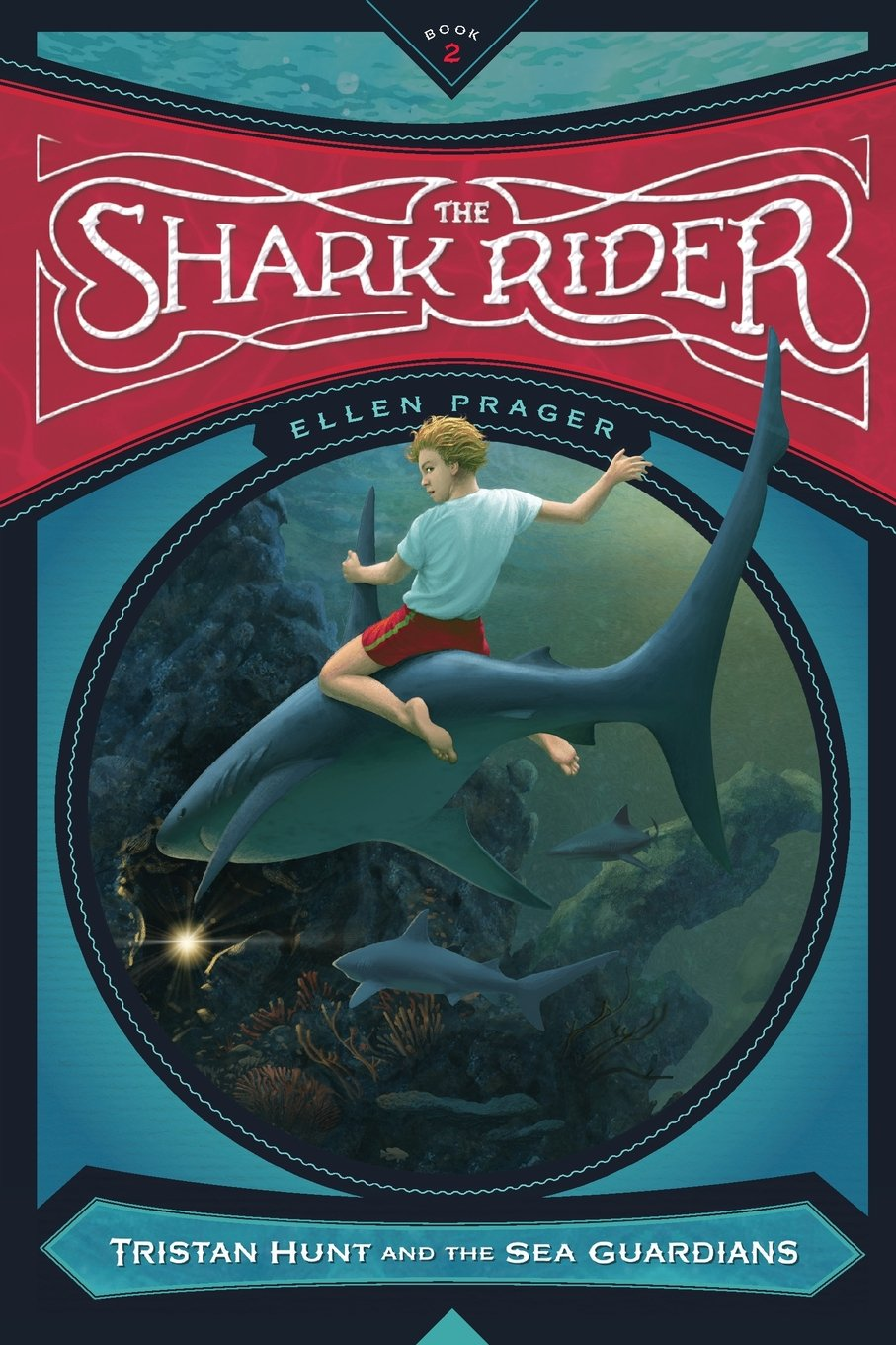 Download The Shark Rider (Tristan Hunt and the Sea Guardians) pdf