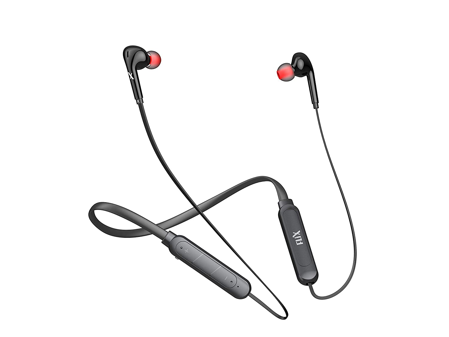 New Launch: Flix Blaze Bluetooth Neckband Features, Price and Specs Detail