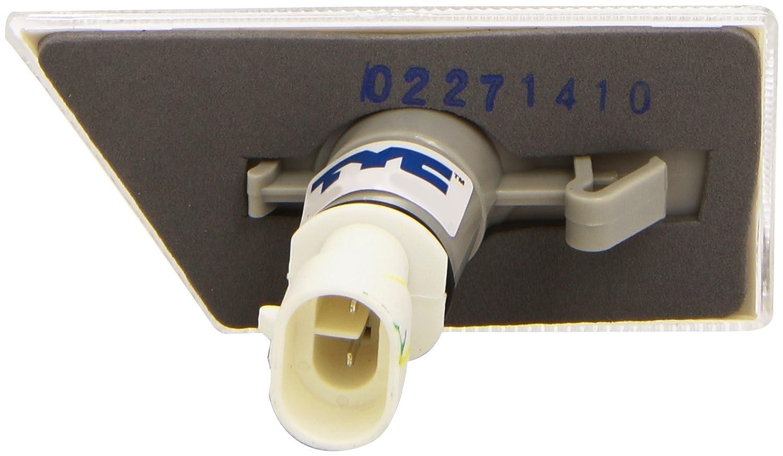Van Wezel 3768918 Intermitentes para Autom/óviles blanco