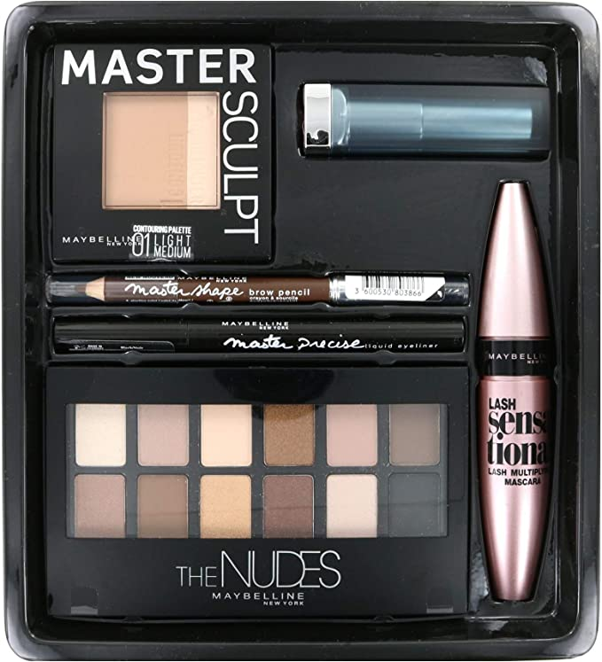 IT-Look by Maybelline New York Red Siren - Estuche de maquillaje: Amazon.es: Belleza