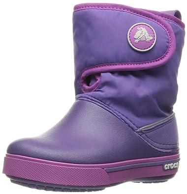 Crocs Crocband II.5 Gust Boot Kids Violeta qBtl4f