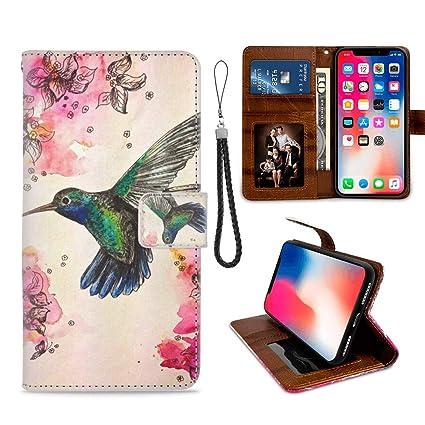 Amazon.com: Funda para iPhone Xs Max Phone con diseño de ...