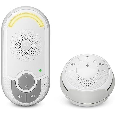 Motorola MBP 140 - Vigilabebés audio con unidad para bebés