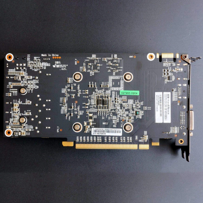 CUHAWUDBA Tarjeta de Imagen Gtx950 de 2 GB y 128 bits Gddr5 ...