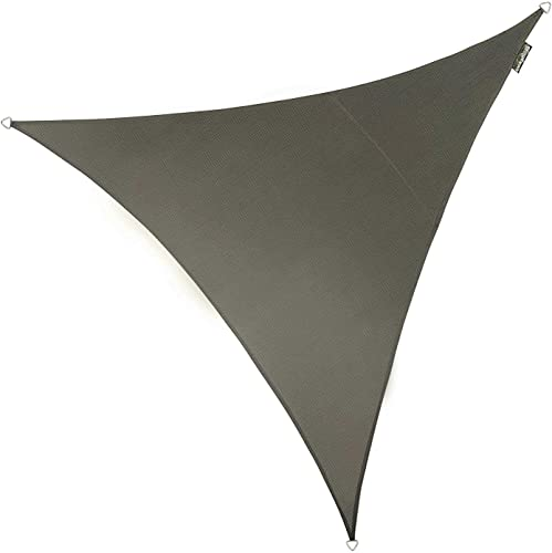 Kookaburra Breathable Sun Sail Shade Charcoal Grey / Black
