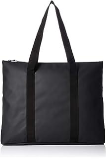 303e432c9 Amazon.com | Rains Tote Shopper Bag One Size Black | Travel Totes