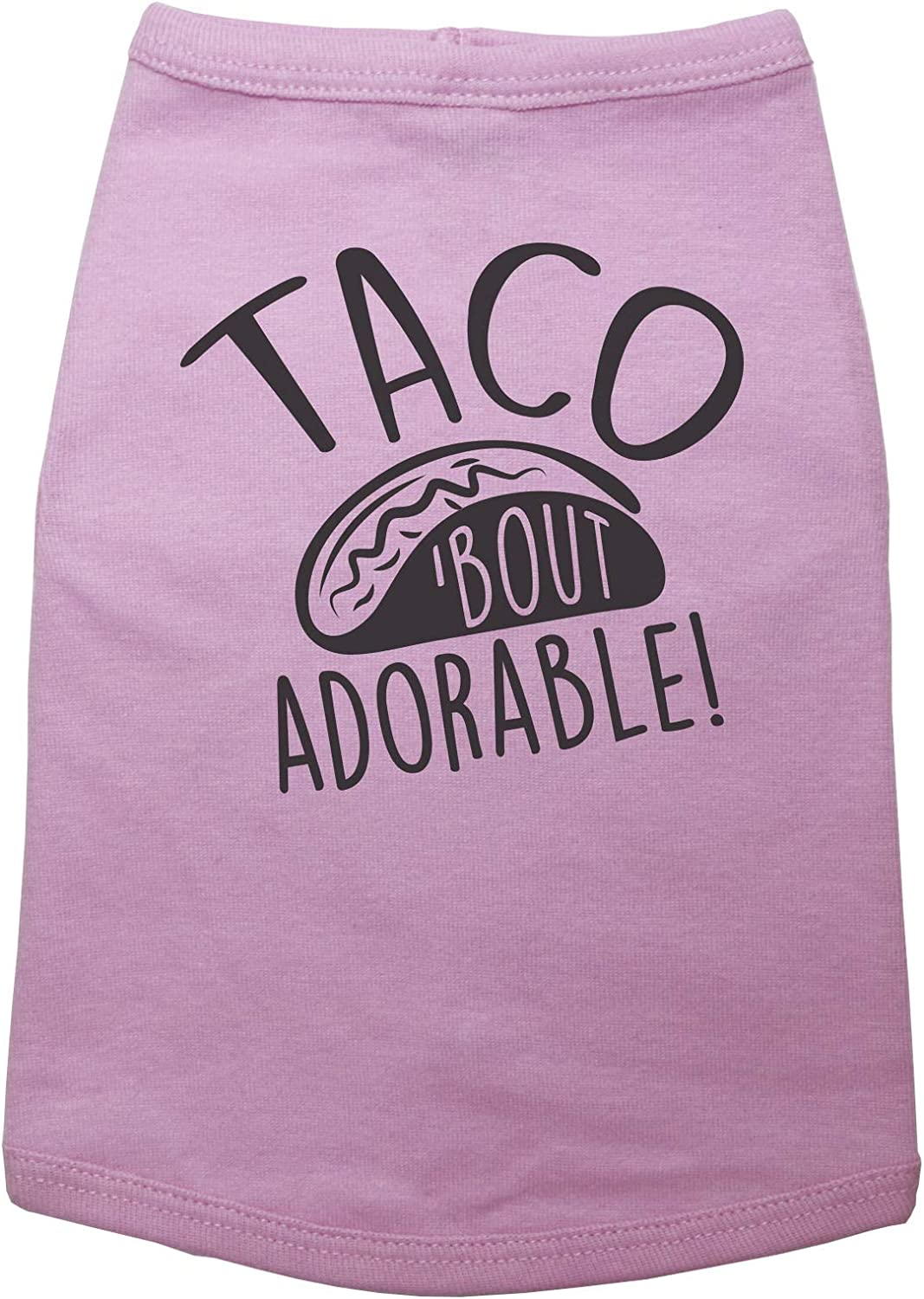 Baffle Dog Shirt, Tacos, Taco Bout Adorable, Baby Announcement, Trendy, Puppy Dog Outfit, Food, Cute Dog Shirt, Trendy Dog Tee