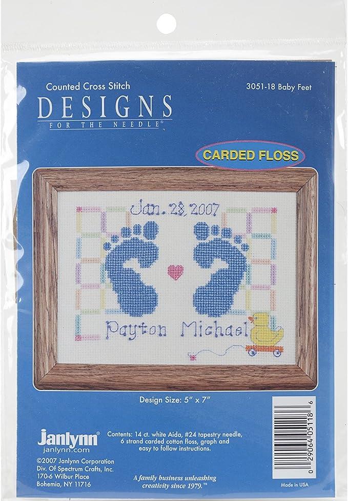 Chart Needlework Crafts Counted Cross Stitch Kits Black Bear Country