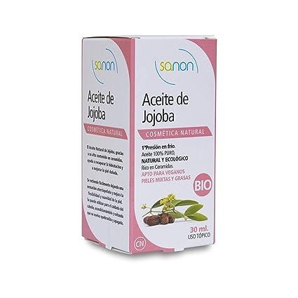 SANON Aceite de Jojoba 30 ml