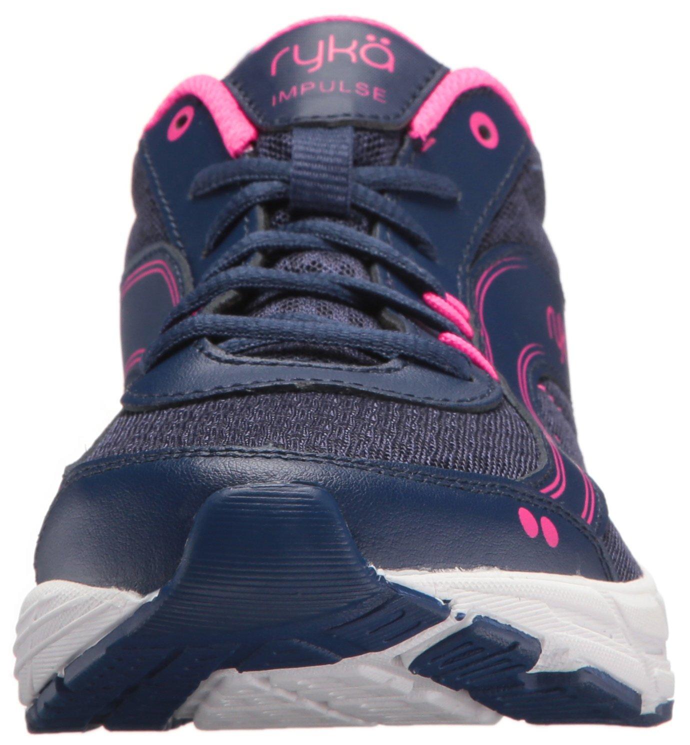 Ryka Women's Impulse Walking Shoe B0721L136K 8.5 W US|Blue/Pink