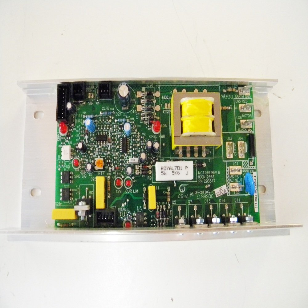 Treadmill Motor Controller 235794 by Icon Health & Fitness, Inc. (Image #1)