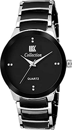 780b036ba6f Buy IIk Collection Watches Analog Black Dial Men s Watch Online at ...