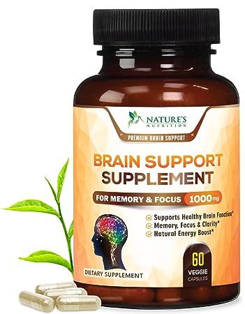Amazon Com Neuro Brain Support Supplement For Memory Focus Energy