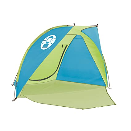 Coleman Compact Shade Shelter Blue/Lime  sc 1 st  Amazon.com & Amazon.com: Coleman Compact Shade Shelter Blue/Lime: Sports u0026 Outdoors