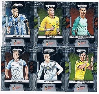 HARRY KANE Copa del Mundo FIFA 2018 PANINI ADRENALYN Starter Pack álbum 18 Tarjetas