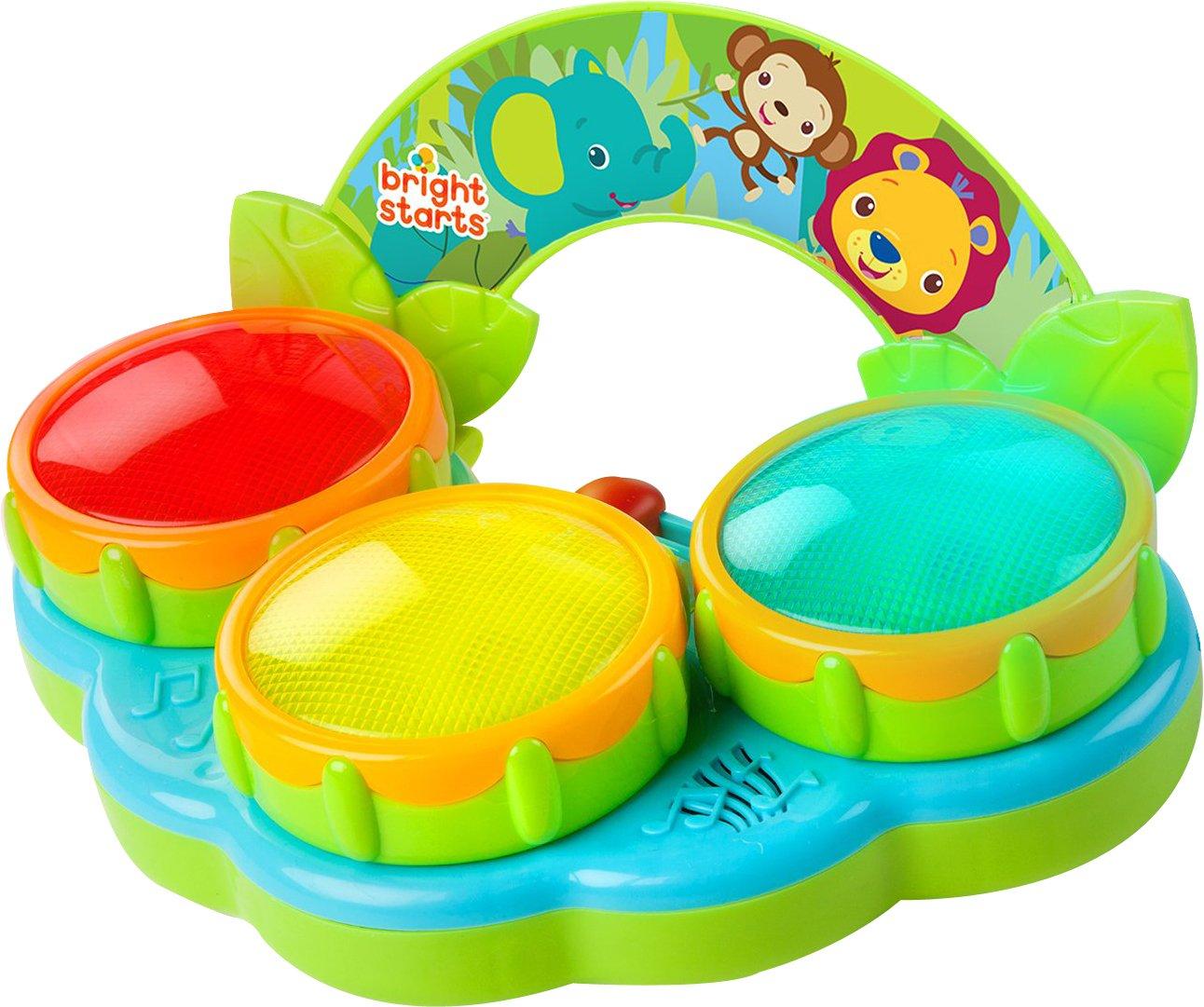 Bright Starts Safari Beats Musical Toy Baby Einstein 52269-6-W11